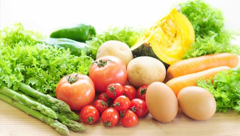 自律神経の改善策②良質な栄養を摂る